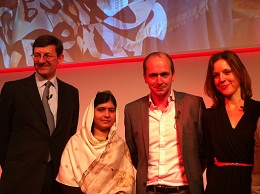 Malala Yousafzai, mobile learning & the Connected Women Summit shocker