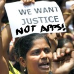 We want justice not apps