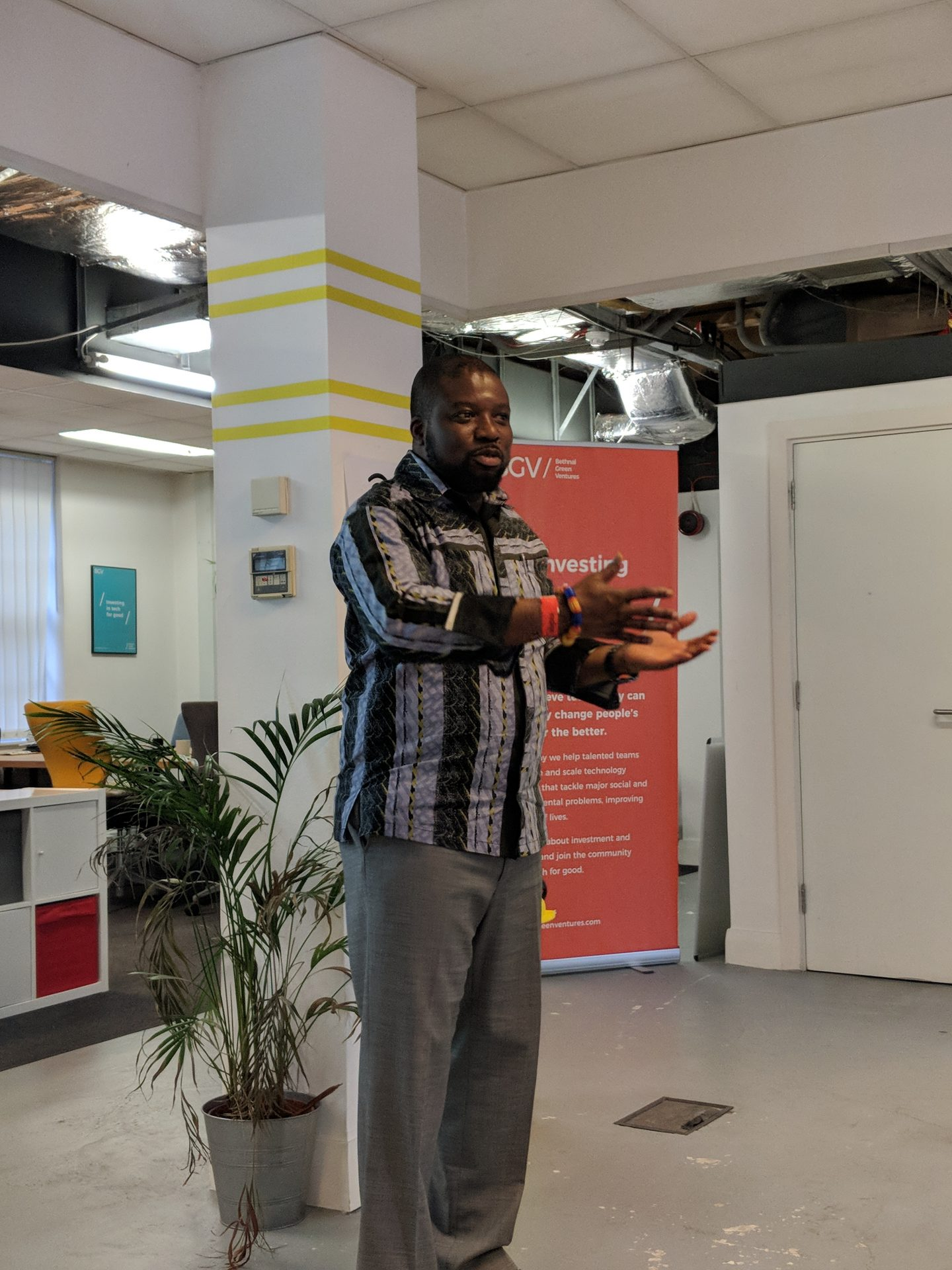 Three Things I Learned from Serial Entrepreneur Eric Osiakwan: An ICT4D Meetup Recap